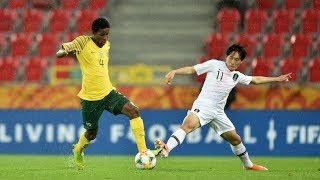 MATCH HIGHLIGHTS - South Africa v Korea Republic - FIFA U-20 World Cup Poland 2019
