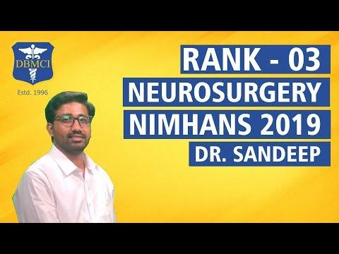 How to prepare for NIMHANS   secret weapon for success   RANK 3   NIMHANS'19