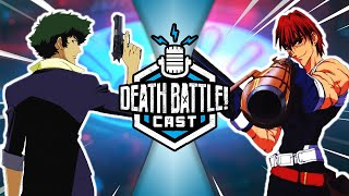 Spike Spiegel VS Gene Starwind w/ Kdin Jenzen | DEATH BATTLE Cast #225