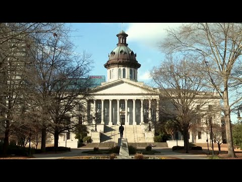 screenshot of youtube video titled This Week in South Carolina | Congressman Tom Rice and Legislative Preview