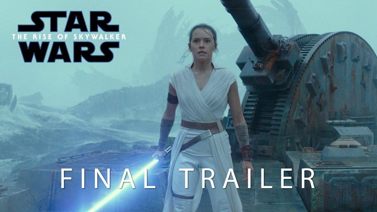 Trailer de Star Wars: Episode IX - The Rise of Skywalker
