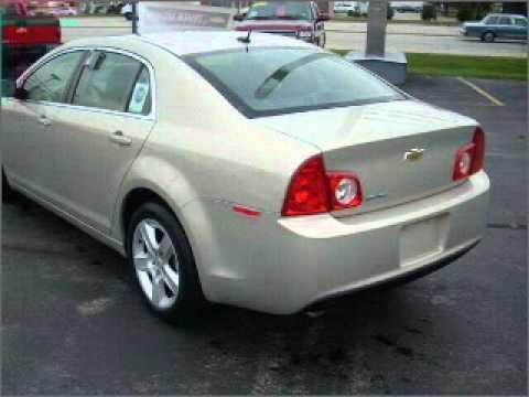 2011 Chevrolet Malibu - Manitowoc WI