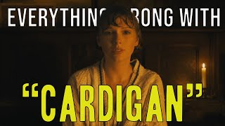 """Everything Wrong With Taylor Swift - """"cardigan"""""""