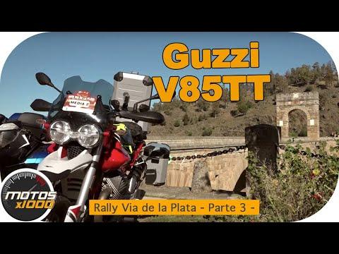 Con la Guzzi V85TT en la Ruta Vía de la Plata | TerceraParte
