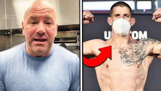 UFC fighter tests POSITIVE for PEDs... Dana White, Zabit RIPS Yair Rodriguez for pulling out, Lewis