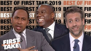 The Best of First Take 2019 | Part 1