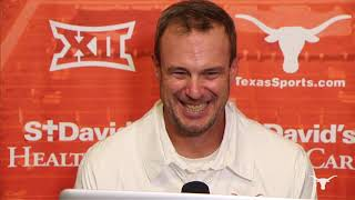 Tom Herman Postgame Press Conference vs Baylor [Oct. 24, 2020]