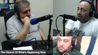 #216 - The Church Of What's Happening Now Part 1 - Joe Rogan