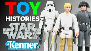 History of Star Wars Toys: Vintage Kenner Action Figure Review / Collection