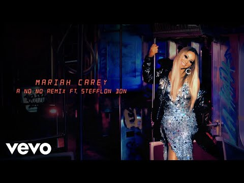 Mariah Carey - A No No (Remix - Audio) ft. Stefflon Don