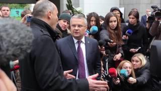 """""""Укроборонпром"""" презентує у Верховній Раді стратегію реформування оборонної промисловості"""