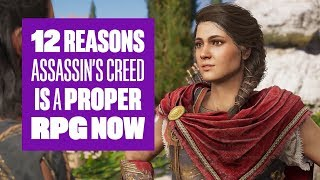 11 ways Assassin's Creed is a proper RPG now - Assassin's Creed Odyssey Gameplay E3 2018