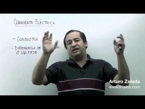 Corriente eléctrica 1