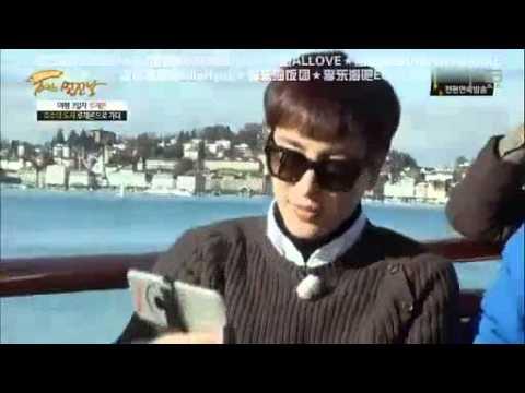 中字 Full 141231 Super Junior 美好的一天 第三集 PART2