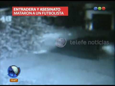 VIDEO SỐC: Bảo vệ vợ con, ngôi sao Argentina bị bắn chết