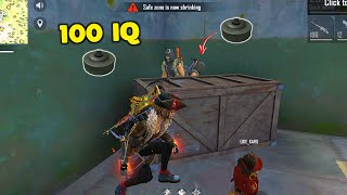 Solo vs Squad 100 IQ Ajjubhai94 OverPower Dragunov Gameplay - Garena Free Fire