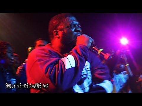 AR-AB & OBH: AR-AB brings 30 OBH Goons to 2015 Philly Hip-Hop Awards