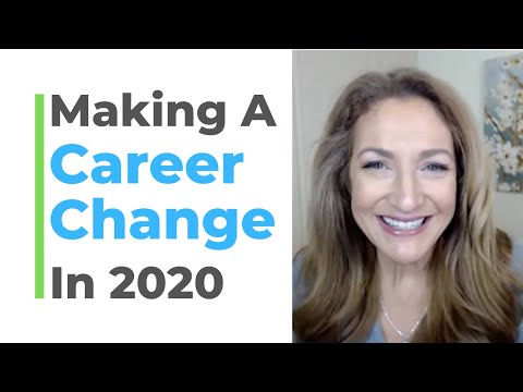 Making A Career Change in 2020 photo