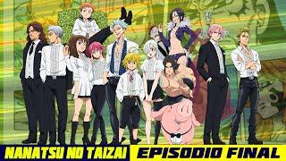 Nanatsu no taizai (Os sete Pecados Capitais) Analise Ultimo Episodio