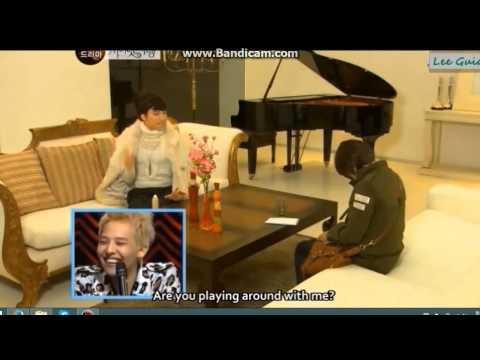 Daesung Smell Smell [eng sub]