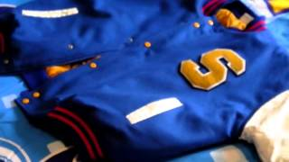 Sonic The Hedgehog 2 Uk Promotional Baseball Jacket Review Youtube