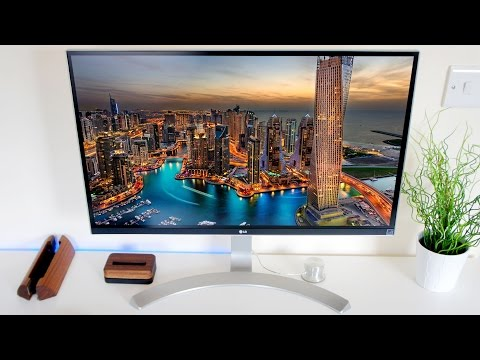 Perfect MacBook Pro 4K USB-C Monitor (LG 27UD88) | Review
