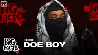 Doe Boy On His Sada Baby Controversy, Alliance With Future, Linking With Drake & More | Big Facts