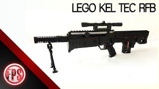 Lego Kel Tec RFB [REUPLOAD]