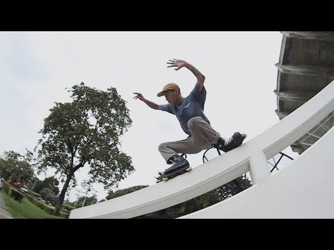 Video ROCES Boots 5th ELEMENT YUTO GOTO Fuka Green