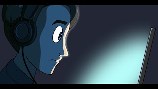 Midnight Horror Story Animated