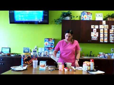 ITG Diet Cake Pop Recipe