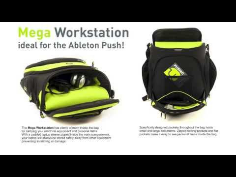 Ideal bag for Ableton PUSH