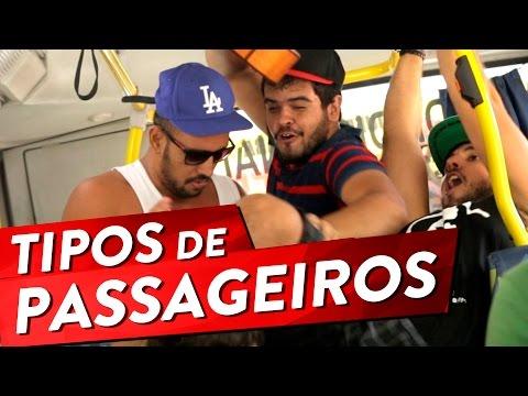 TIPOS DE PASSAGEIROS