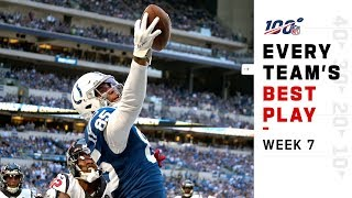Every Team's Best Play of Week 7! | NFL Highlights