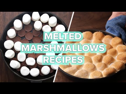 5 Marshmallow Recipes That Will Melt In Your Mouth ? Tasty