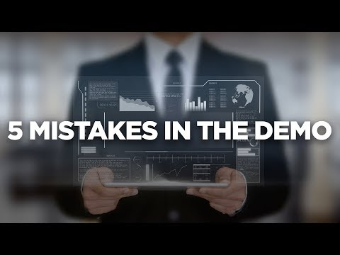 5 Mistakes in the Demo - 10X Automotive Weekly with Jeff Bounds photo