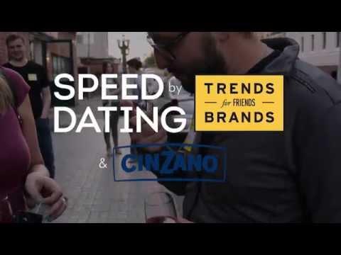 SPEED DATING by TRENDS BRANDS & CINZANO / КАЗАНЬ