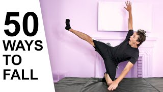 50 Ways to Fall