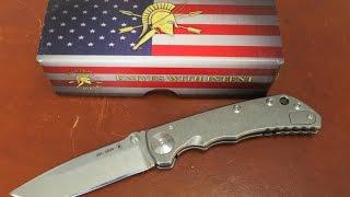 FSB -- Spartan Harsey Folder:  Nice But Not My