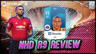 NHD Ronaldo Nazario Review - บทวิจารณ์ของผู้เล่น - 플레이어 리뷰 - Adakah Ia Berbaloi? - FIFA ONLINE 4