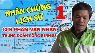 """666. (P1)  Trận chiến đấu trên các đảo chìm """"Gạc Ma, Cô Lin, Len Đao"""""""