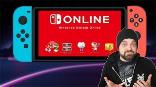 Nintendo DOESN'T Understand Switch Online Concerns | RGT 85