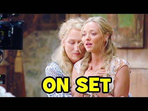 MAMMA MIA! 2 Here We Go Again Songs + BEHIND THE SCENES Bloopers & B-Roll