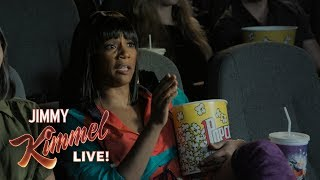 Tiffany Haddish Has a Lot of Celebrity Phone Numbers