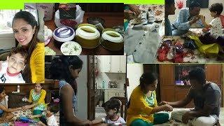 RAKSHABANDHAN CELEBRATION VLOG 2018 in Hindi / Rakhi celebration with my five brothers/ Yummy Mummy
