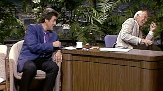 Jay Leno Vents About Flying on The Airlines, on The Tonight Show Starring Johnny Carson - 08/07/1987