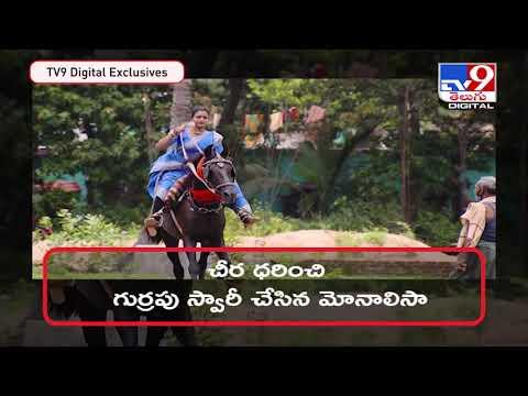 Watch: A sari-clad Odisha woman riding a horse is going crazy viral
