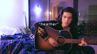 Heather - Conan Gray (Acoustic)
