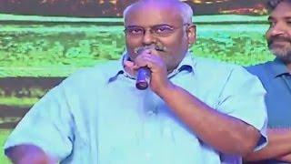 Keeravani Funny Speech - Yevade Subramanyam Audio Launch Live - Nani, Malavika Nair