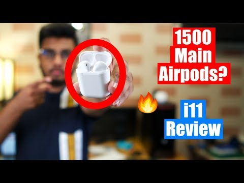 i11 | Another AirPod Killer?